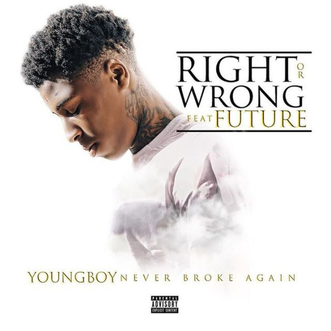 NBA Youngboy Ft. Future – Right Or Wrong