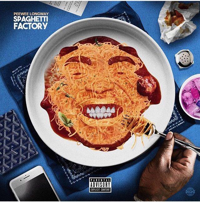 Peewee Longway – Spaghetti Factory [Album Stream]