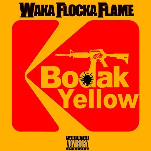 Waka Flocka – Bodak Yellow (Remix)