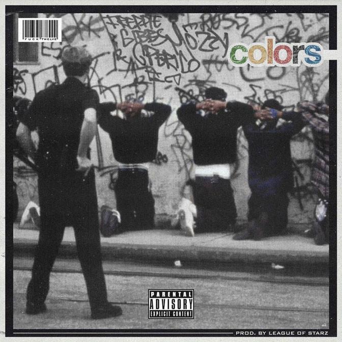 Freddie Gibbs, G Perico & Mozzy – Colors
