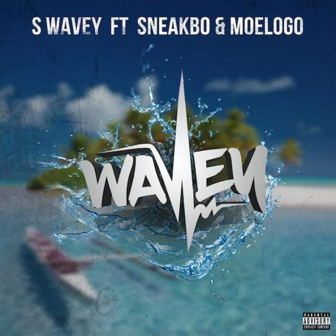 S Wavey Ft. Sneakbo & MoeLogo – Wavey