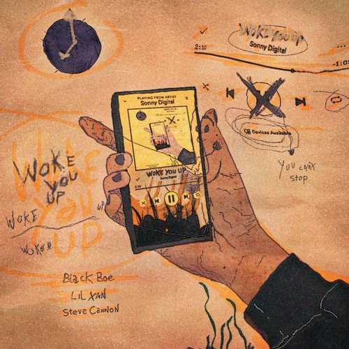 Sonny Digital – Woke You Up Freestyle