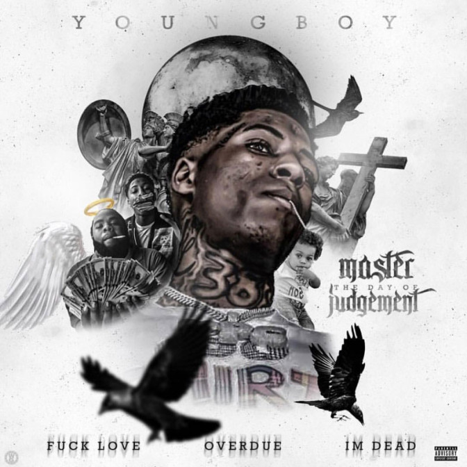 NBA Youngboy – Master The Day Of Judgement [Mixtape]