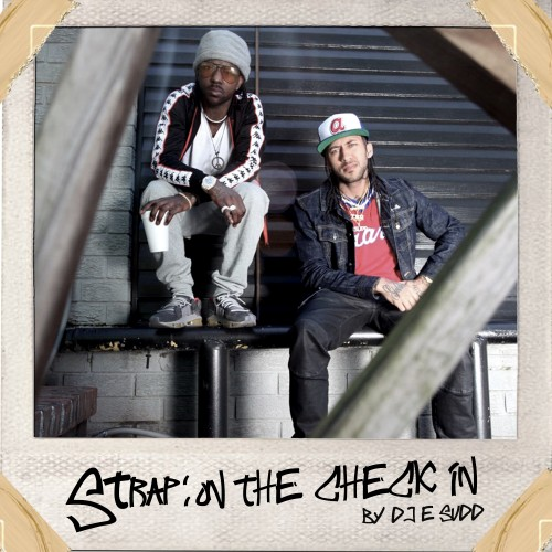 Strap – Strap On The Check In [Mixtape]