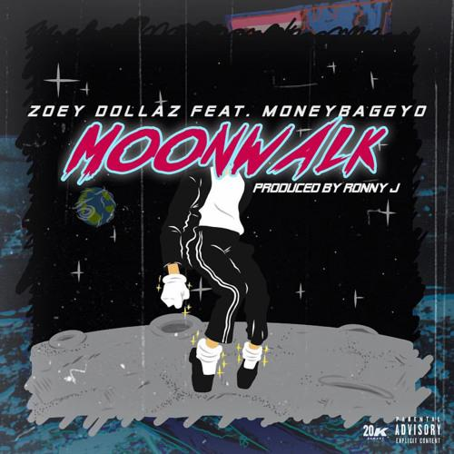 Zoey Dollaz Ft. Moneybagg Yo – Moon Walk