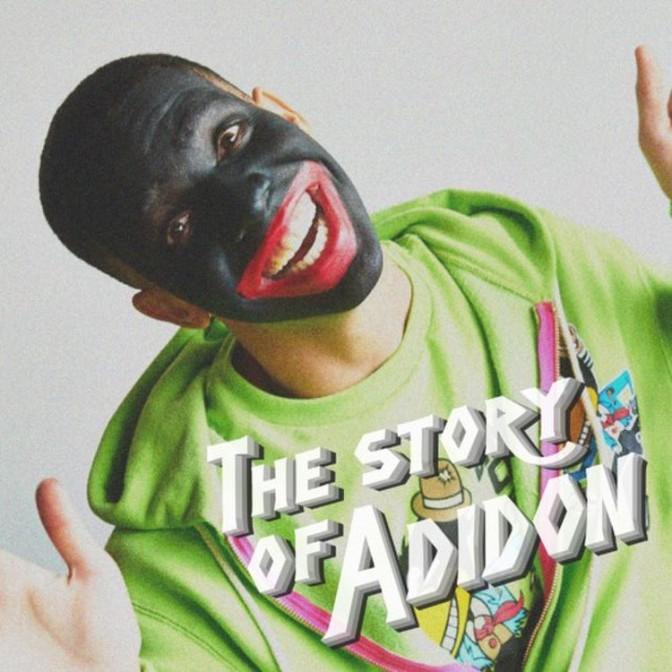 Pusha T – The Story of Adidon (Drake Diss)