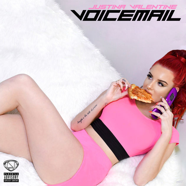Justina Valentine – Voicemail
