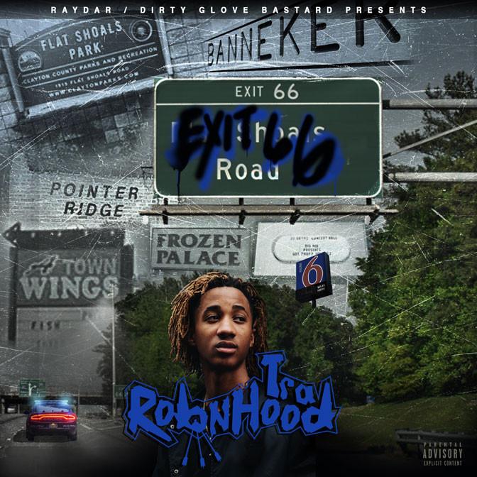 RobnHood Tra – Exit 66 EP