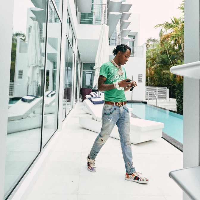 Rich The Kid Ft. Pusha T – Can't Afford It