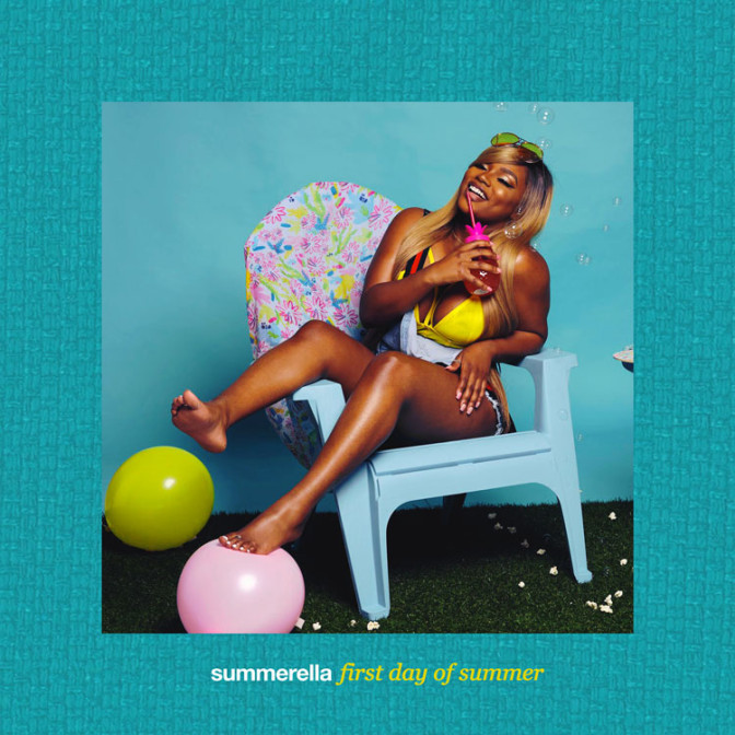 Summerella – First Day Of Summer [EP Stream]
