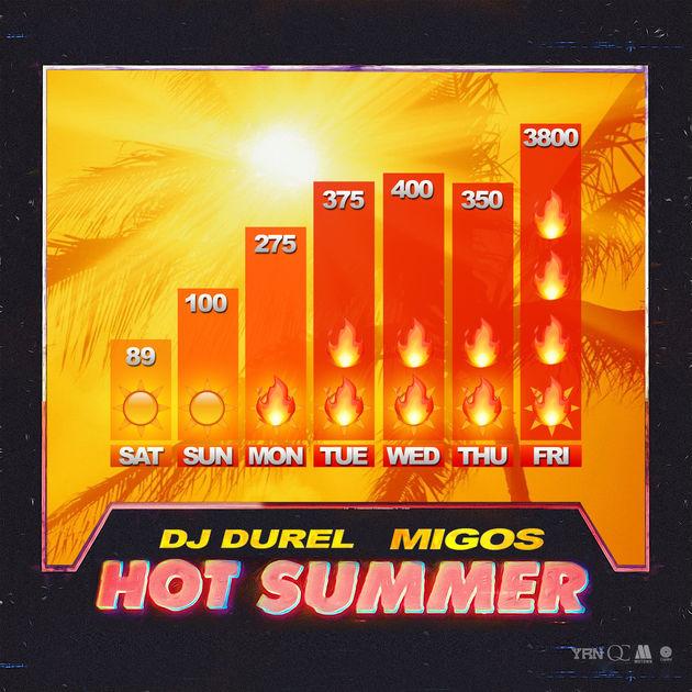 Migos & DJ Durel – Hot Summer