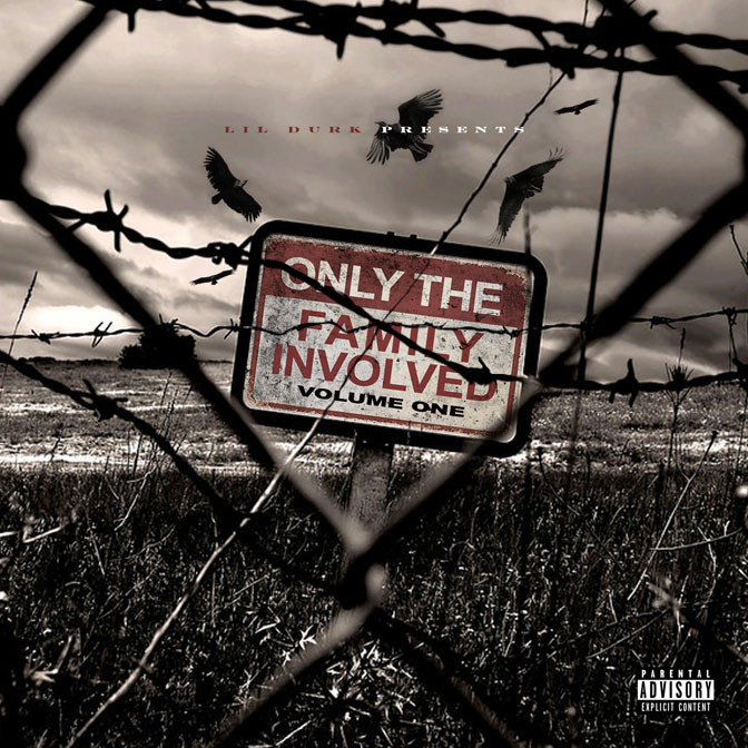 Lil Durk Presents Only The Family Involved Vol. 1 [Album Stream]