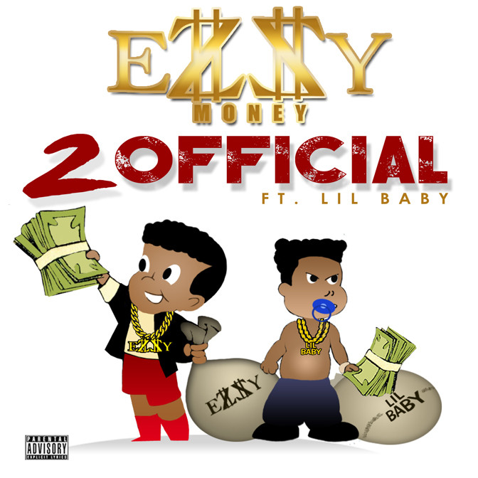 Ezzy Money Ft. Lil Baby – 2 Official