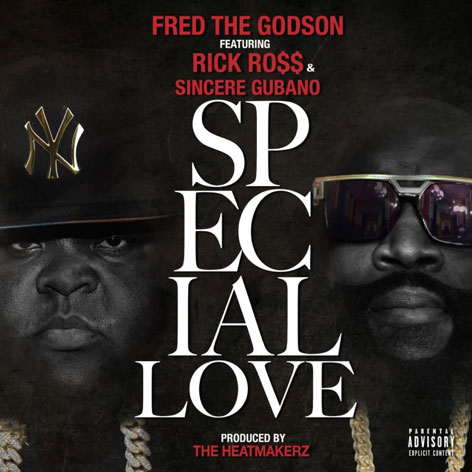 Fred The Godson Ft. Rick Ross – Special Love