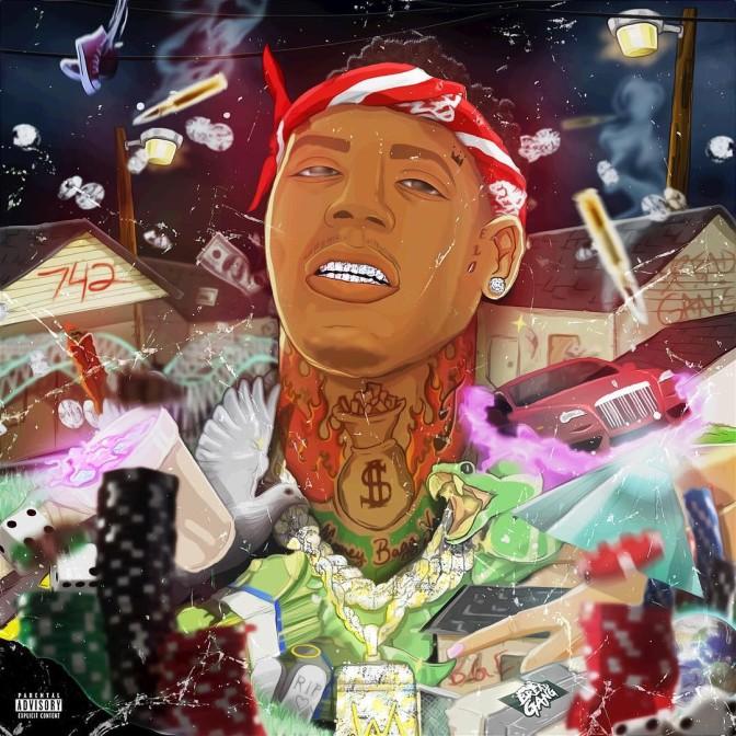 Moneybagg Yo – Bet On Me [Album Stream]