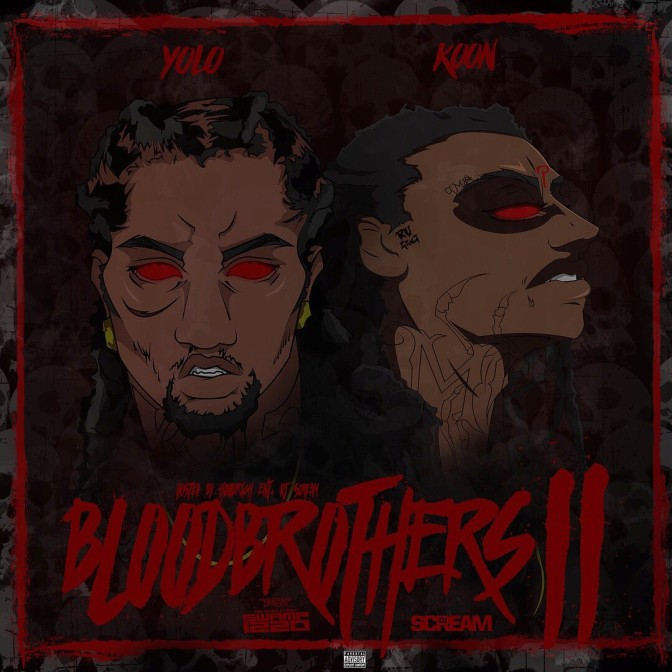 Yolo Ru – Blood Brothers 2 [Mixtape]