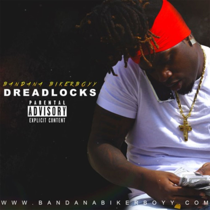 Bandana Bikerboyy – Dreadlocks