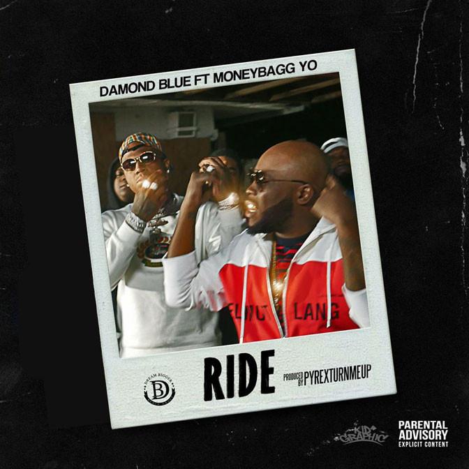 Damond Blue Ft. Moneybagg Yo – Ride