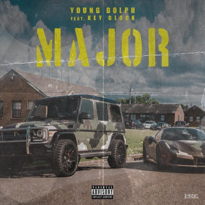 Young Dolph Ft. Key Glock – Major