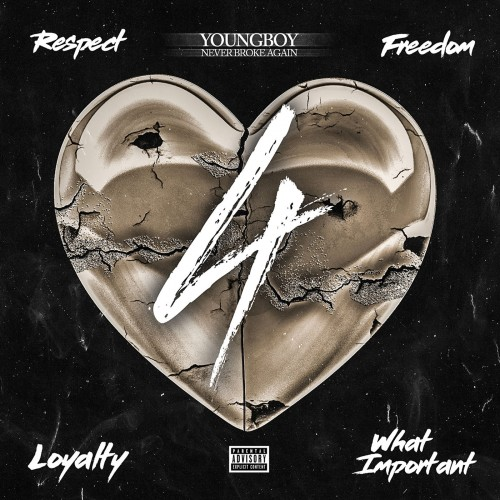 NBA Youngboy – 4 What Important [Mixtape]