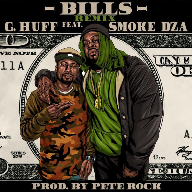 G.Huff Ft. Smoke DZA – Bills