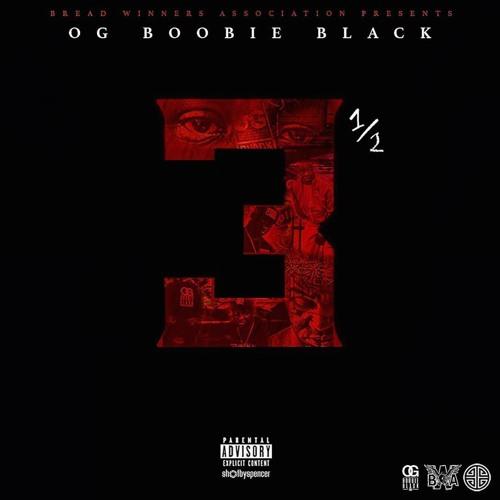 OG Boobie Black – Boobie Trap 3 1/2 [Mixtape]
