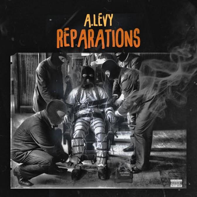 A. Levy – Reparations [Album Stream]