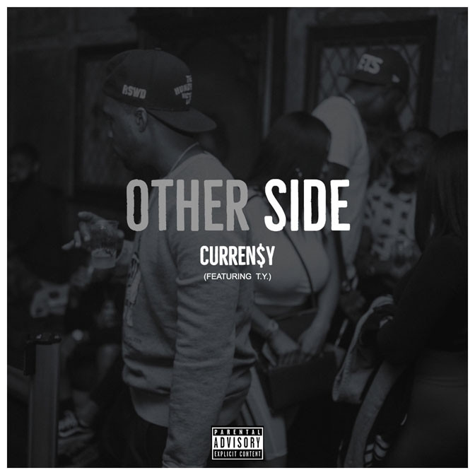 Curren$y Ft. T.Y. – Other Side