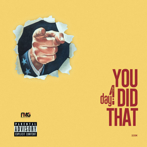 Day1 – You Did That