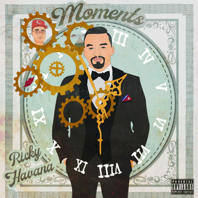 Ricky Havana – Moments [EP Stream]