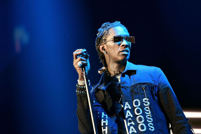 Young Thug Ft. Offset – On The Run