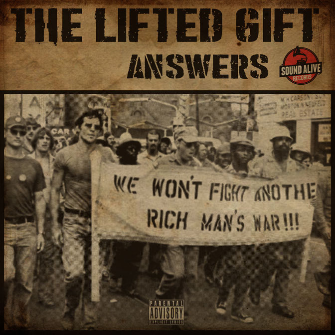 The Lifted Gift – Answer