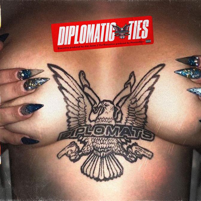 The Diplomats – Diplomatic Ties [Album Stream]
