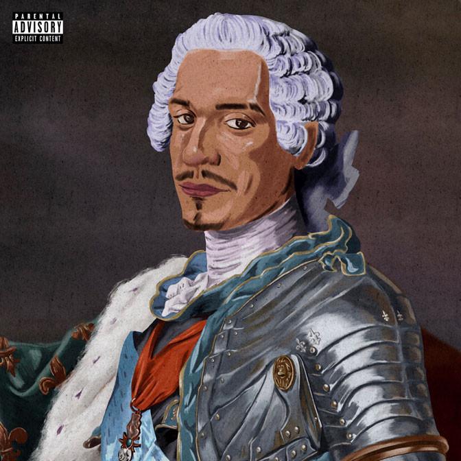 ARXV – Louis XV [Album Stream]