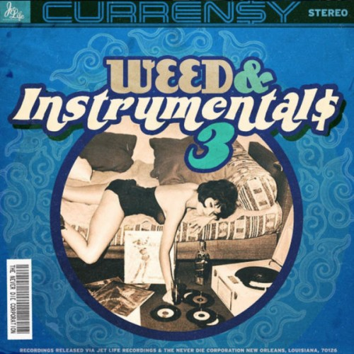 Curren$y – Weed & Instrumentals 3 [Mixtape]