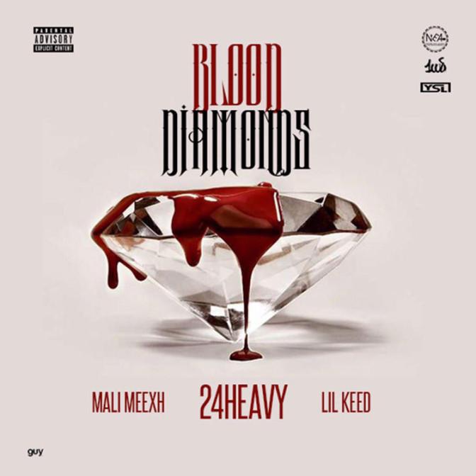 24 Heavy Ft. Lil Keed & Mali Meexh – Blood Diamonds