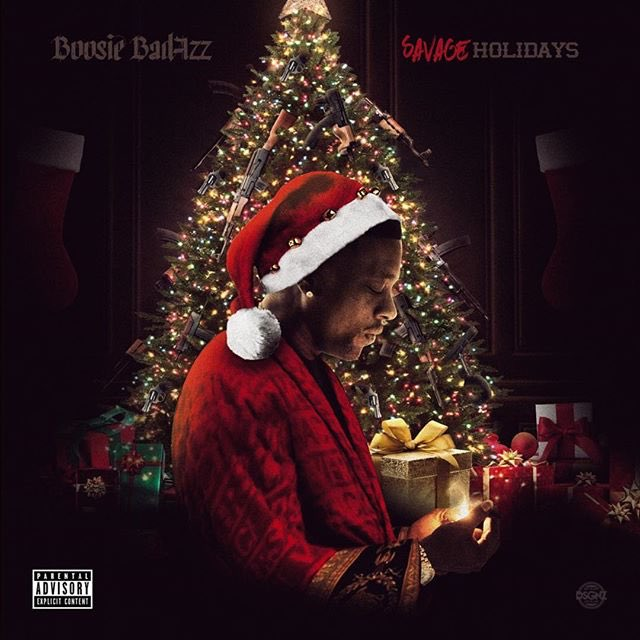 Boosie Badazz – Savage Holidays [Album Stream]