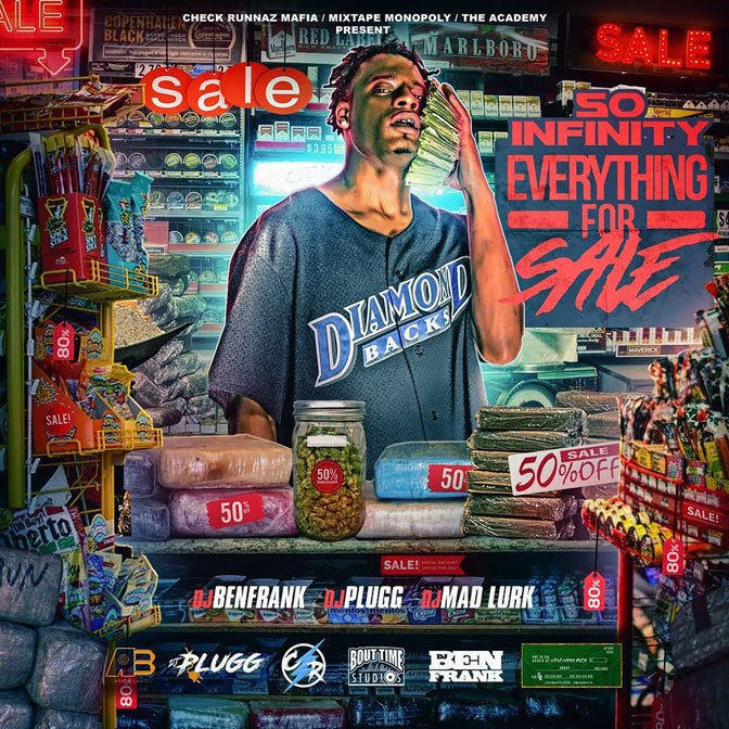 So Infinity – Everything For Sale [Mixtape]