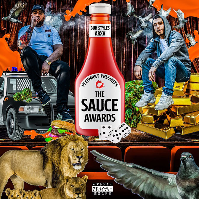 FLEEMRKT – The Sauce Awards [Album Stream]