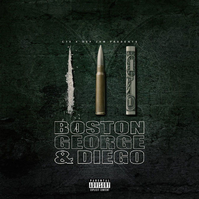 Boston George & Jeezy – Boston George & Diego [Mixtape]