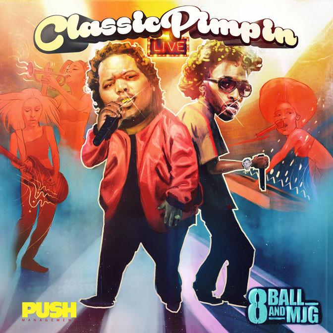 8Ball & MJG – Classic Pimpin' Live [Album Stream]