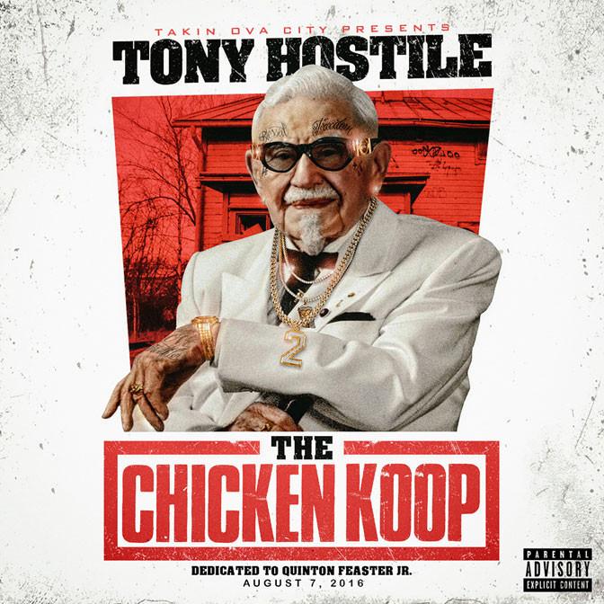 Tony Hostile – Zans
