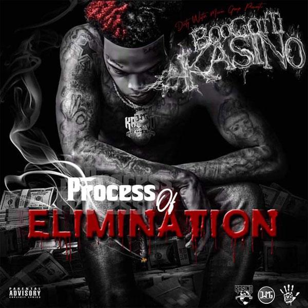 Boogotti Kasino – Process Of Elimination [Mixtape]