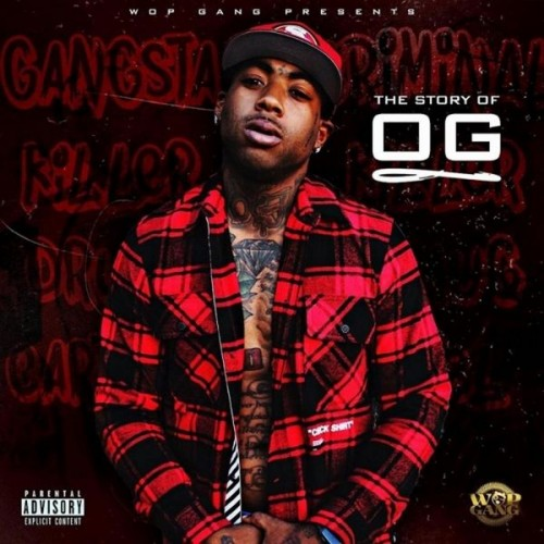 OG Boo Dirty – The Story Of OG [Mixtape]