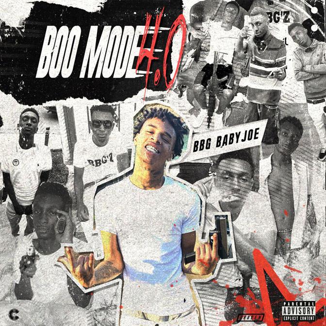 BBG Baby Joe – Boo Mode 4.0 [Mixtape]