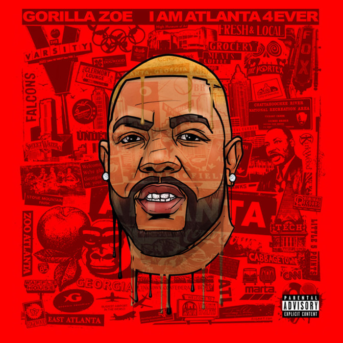 Gorilla Zoe x Zaytoven – I Am Atlanta 4ever [Album Stream]