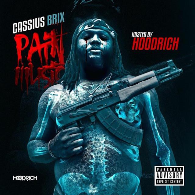 Cassius Brix – Pain Music [Album Stream]