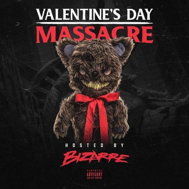 Bizarre – Valentine's Day Massacre [Mixtape]