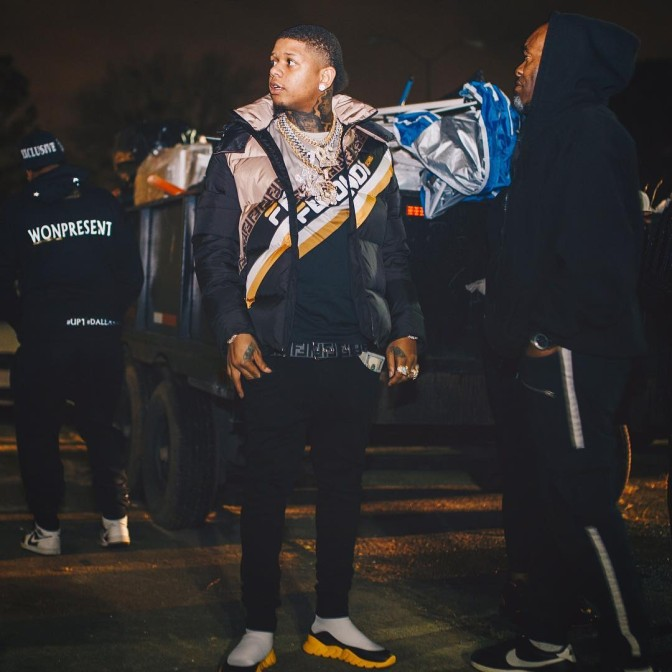 Yella Beezy Ft. Quavo & Gucci Mane – Bacc At It Again