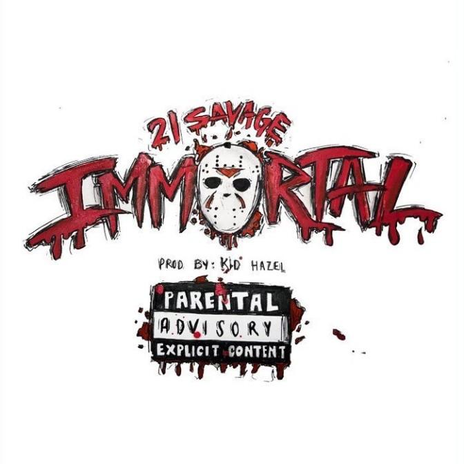 21 savage immortal traps n trunks traps n trunks